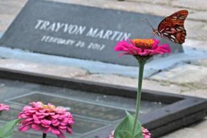 trayvon grave