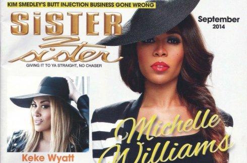 Sister2Sister Cover September 2014