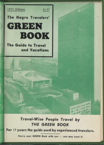 Green Book (photo via Schomburg Center Archive)
